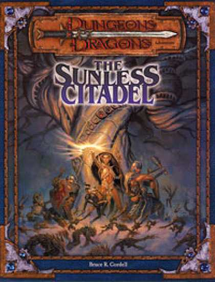 Role Playing Games - The Sunless Citadel