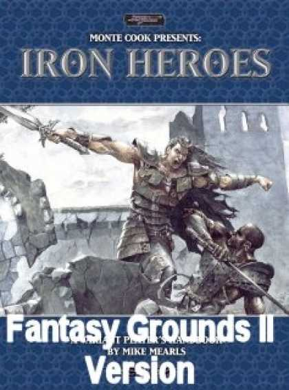Role Playing Games - Iron Heroes Ruleset for Fantasy Grounds II