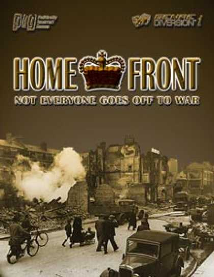 Role Playing Games - Home Front (GDi)