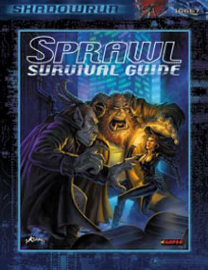 Role Playing Games - Sprawl Survival Guide