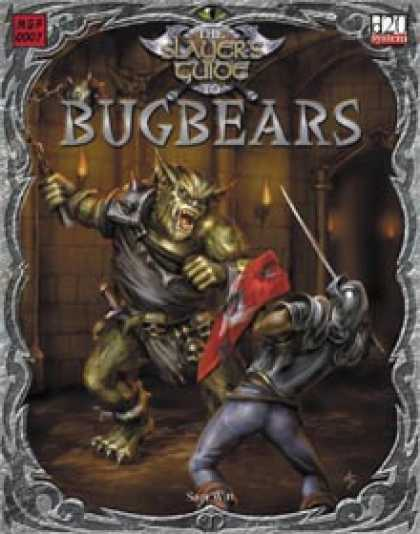Role Playing Games - Slayer's Guide to Bugbears