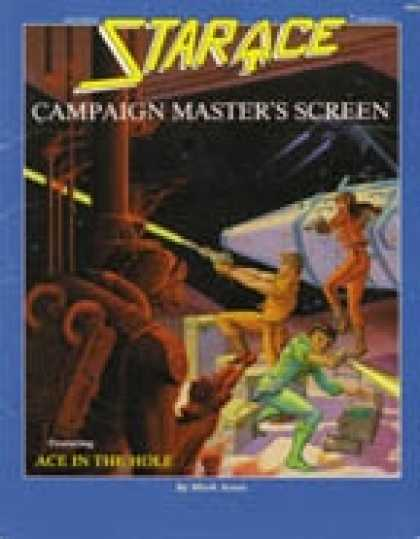 Role Playing Games - Star Ace Classic CM Screen
