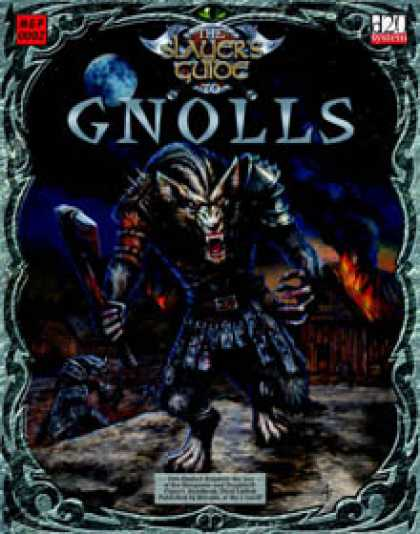 Role Playing Games - Slayer's Guide to Gnolls