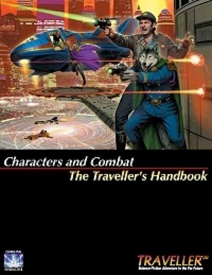 Role Playing Games - Traveller20 - Book 1 - Characters and Combat