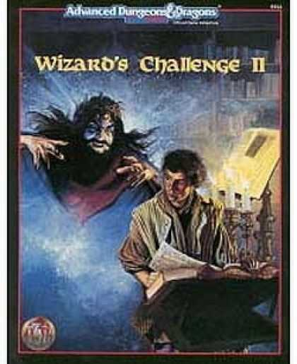 Role Playing Games - Wizards Challenge II