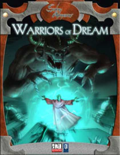 Role Playing Games - Warriors of Dream