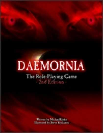Role Playing Games - Daemornia: 2nd Edition