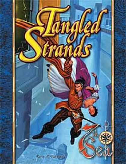 Role Playing Games - Tangled Strands