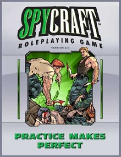 Role Playing Games - Practice Makes Perfect