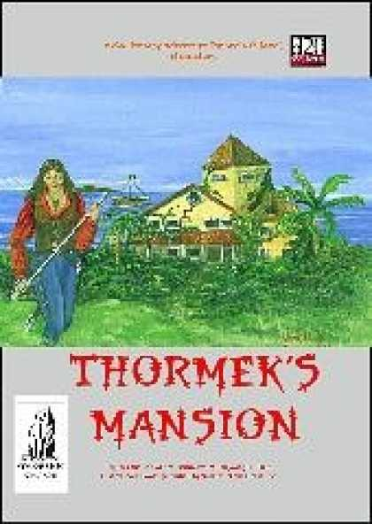 Role Playing Games - Thormek's Mansion