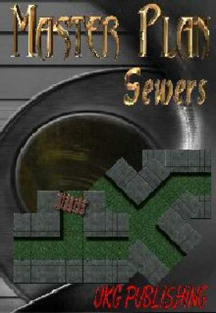 Role Playing Games - Master Plan: Sewers
