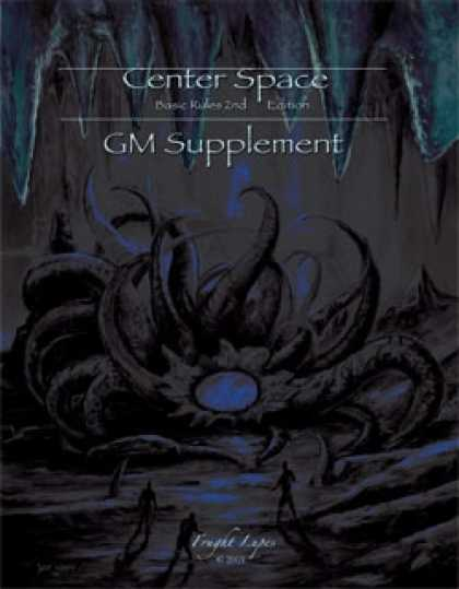 Role Playing Games - Center Space: GM Supplement