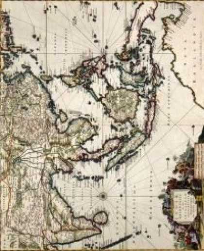 Role Playing Games - Antique Maps V - South East Asia of the 1600's
