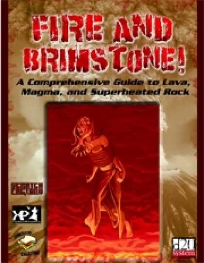 Role Playing Games - Lava Rules! Fire and Brimstone