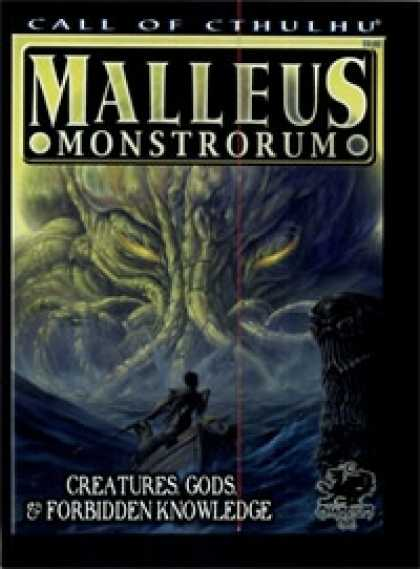 Role Playing Games - Malleus Monstrorum - 23102