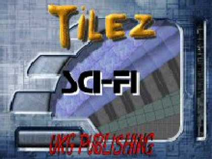 Role Playing Games - Tilez: Sci-Fi