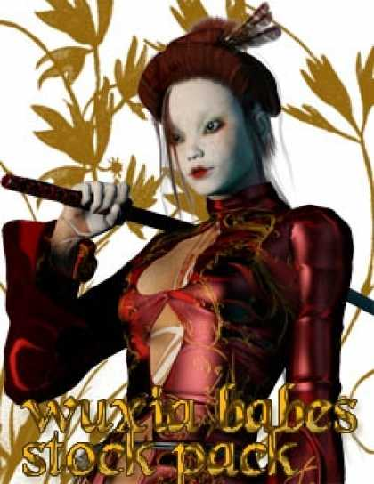 Role Playing Games - Wuxia babes