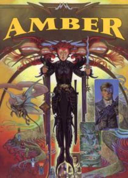 Role Playing Games - Amber