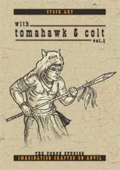 Role Playing Games - With Tomahawk & Colts vol1