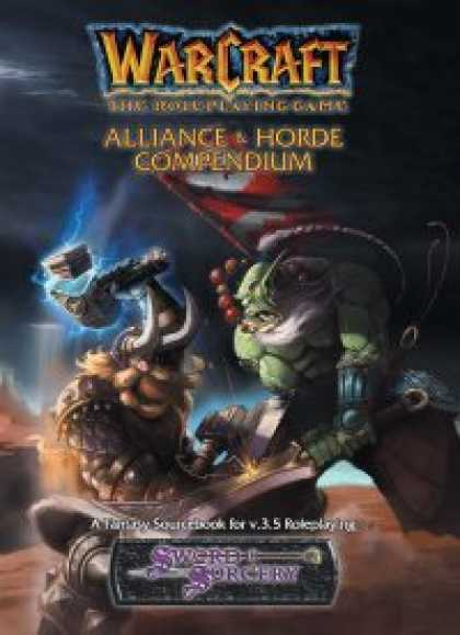 Role Playing Games - WarCraft: Alliance & Horde