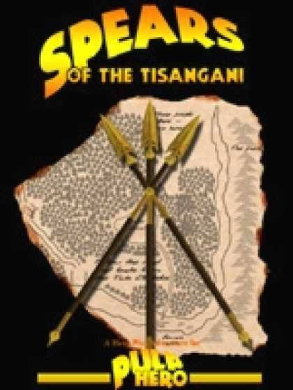 Role Playing Games - Spears Of The Tisangani - PDF