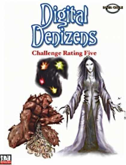 Role Playing Games - Digital Denizens: Challenge Rating Five