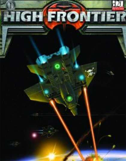 Role Playing Games - High Frontier
