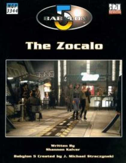Role Playing Games - The Zocalo