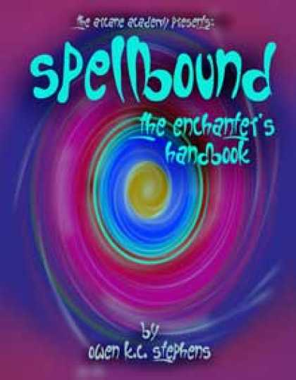 Role Playing Games - Spellbound: The Enchanter's Handbook