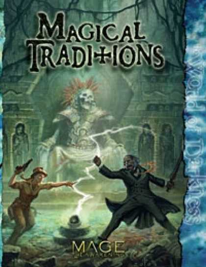 Role Playing Games - Magical Traditions