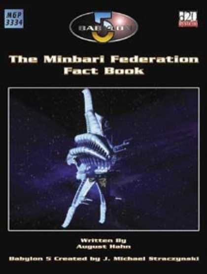 Role Playing Games - The Minbari Federation Fact Book