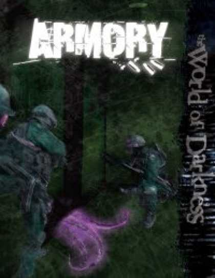 Role Playing Games - World of Darkness: Armory