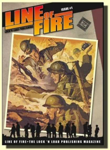 Role Playing Games - Line of Fire Magazine