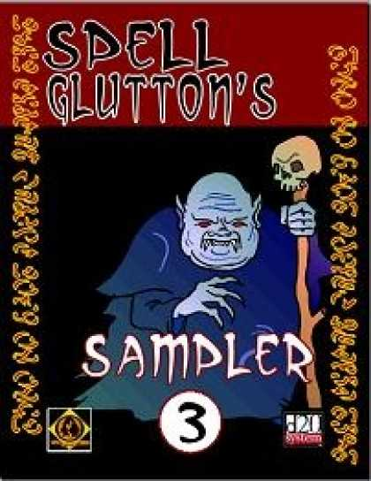 Role Playing Games - Spell Glutton's Sampler, Vol.3