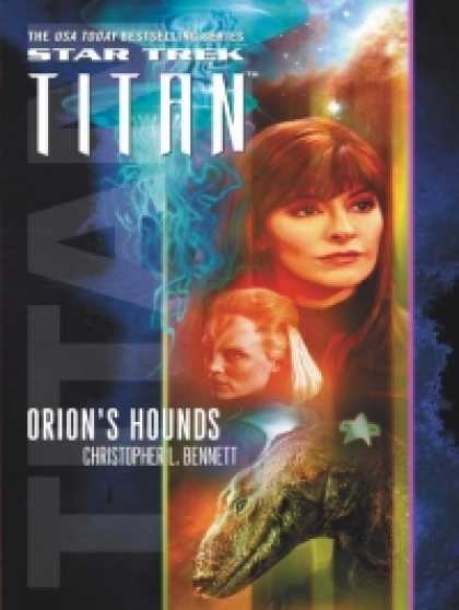 Role Playing Games - Titan, Book Three: Orion's Hounds