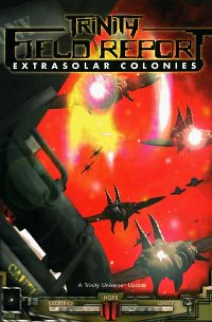 Role Playing Games - Trinity Field Report, Extrasolar Colonies