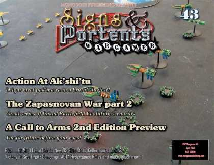 Role Playing Games - Signs & Portents Wargamer 43