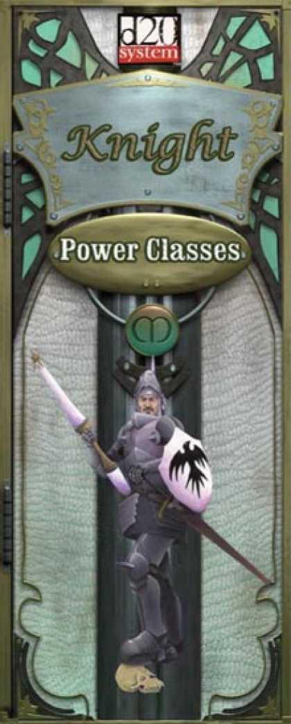 Role Playing Games - Power Class Knight