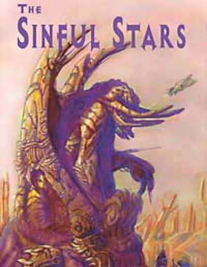 Role Playing Games - The Sinful Stars: Tales of the Fading Suns