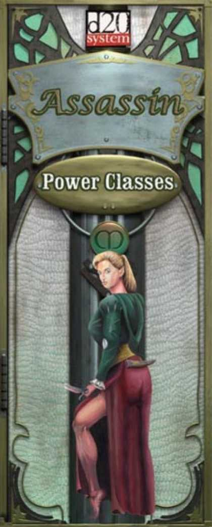 Role Playing Games - Power Class Assassin