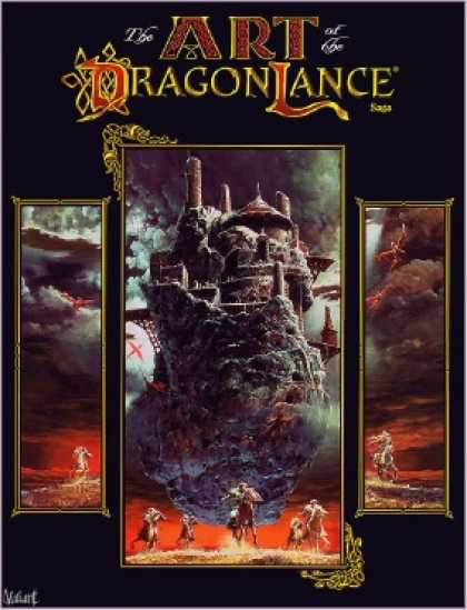 Role Playing Games - The Art of the Dragonlance Saga