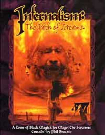 Role Playing Games - Infernalism: The Path of Screams