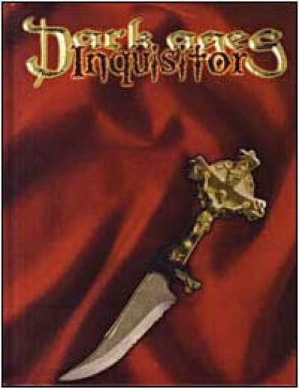 Role Playing Games - Dark Ages: Inquisitor