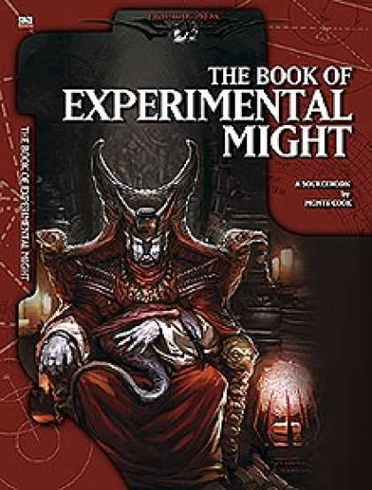Role Playing Games - Book of Experimental Might