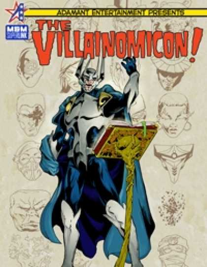 Role Playing Games - The Villainomicon