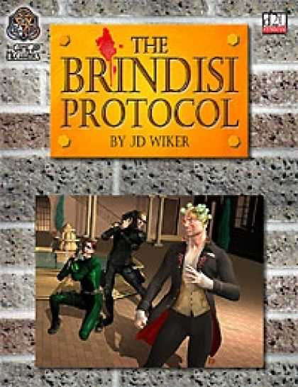 Role Playing Games - The Brindisi Protocol