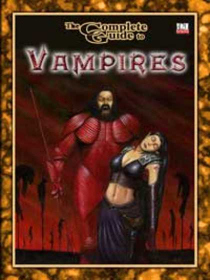 Role Playing Games - Complete Guide to Vampires