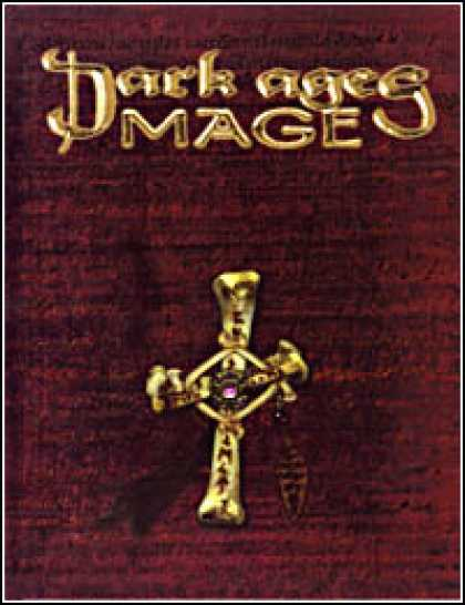Role Playing Games - Dark Ages: Mage