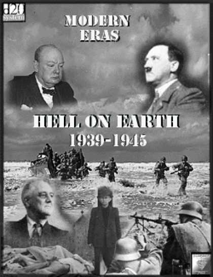 Role Playing Games - Hell on Earth (1939-1945)