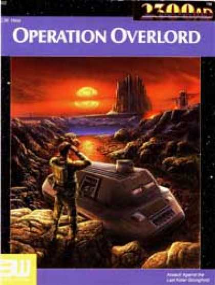 Role Playing Games - Operation Overlord